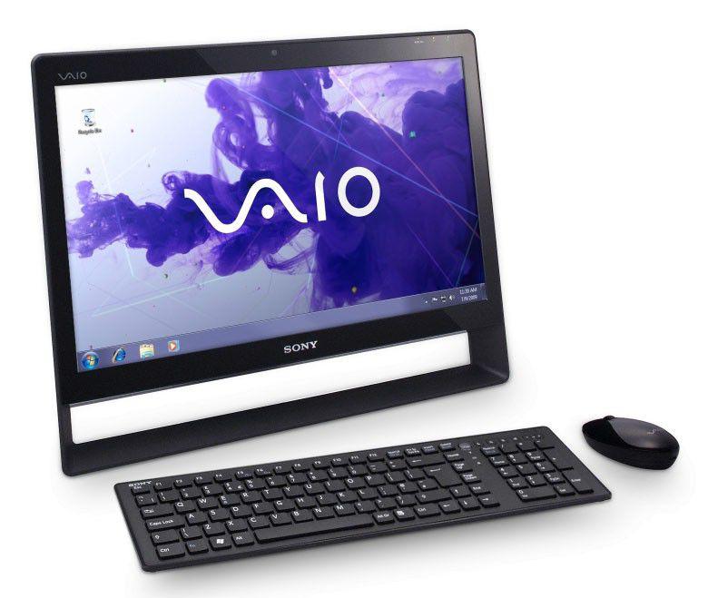 Моноблок SONY VAIO VPC-J23S1R/B, Intel Core i3 2350M, 4Гб, 750Гб, AMD Radeon HD 6470M - 512 Мб, DVD-RW, Windows 7 Home Premium, черный [vpcj23s1r/b.ru3]