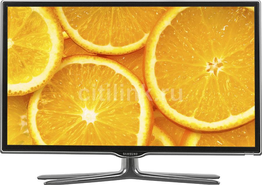 "LED телевизор SAMSUNG UE32ES6540S  ""R"", 32"", FULL HD (1080p),  черный"