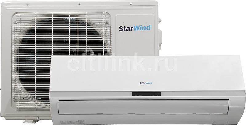 Сплит-система STARWIND TAC-12CHSA/BR (комплект из 2-х коробок)