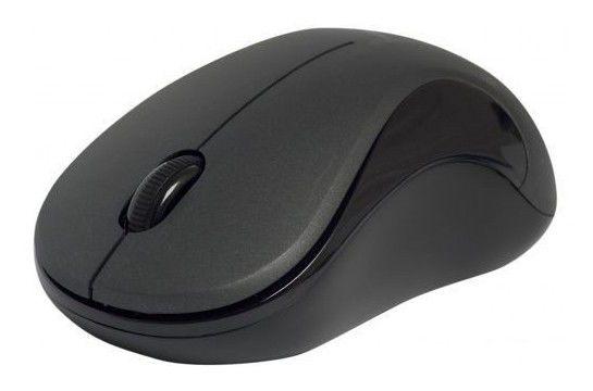Мышь A4 G7-320D оптическая беспроводная USB, черный