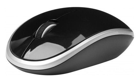 Мышь A4 G7-555D оптическая беспроводная USB, черный
