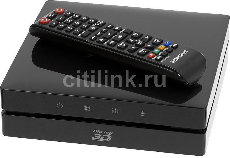 Плеер Blu-ray SAMSUNG BD-ES6000, черный [bd-es6000/ru]