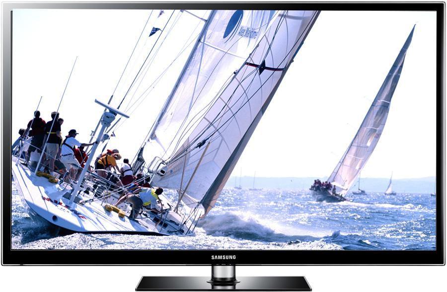 Плазменный телевизор SAMSUNG PS51E550D1W