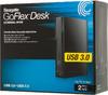 Внешний жесткий диск SEAGATE FreeAgent GoFlex Desk STAC2000202, 2Тб, черный вид 8
