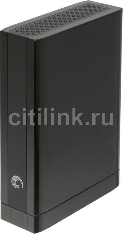 Внешний жесткий диск SEAGATE FreeAgent GoFlex Desk STAC2000202, 2Тб, черный