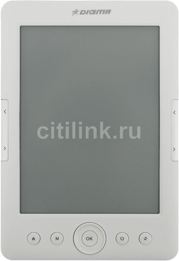 Электронная книга DIGMA S605T,  6