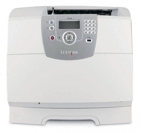 Принтер LEXMARK T640dn лазерный