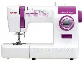 Швейная машина TOYOTA ECO34A белый [eco 34a]