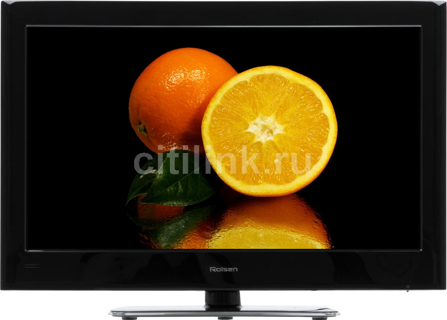 "Телевизор ЖК ROLSEN RL-24A09105F  ""R"", 24"", FULL HD (1080p),  черный"