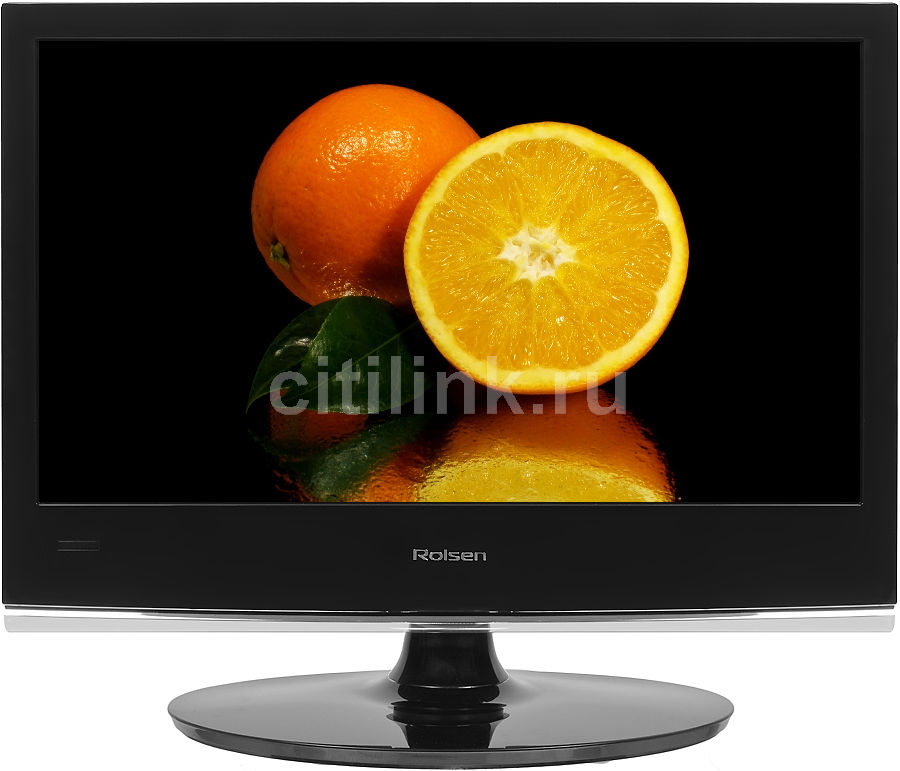 "LED телевизор ROLSEN RL-19L1003  ""R"", 19"", HD READY (720p),  черный"