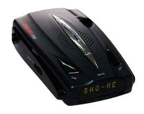 Радар-детектор SHO-ME 1785,  черный