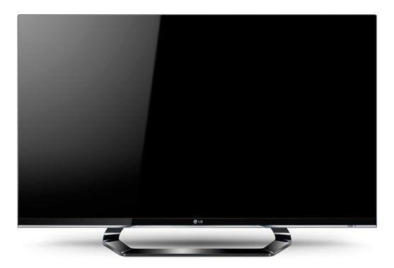 """LED телевизор LG 55LM660S  """"R"""", 55"""", 3D,  FULL HD (1080p),  черный"""