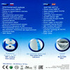 Чайник электрический SCARLETT SC-223, 2200Вт, белый вид 10