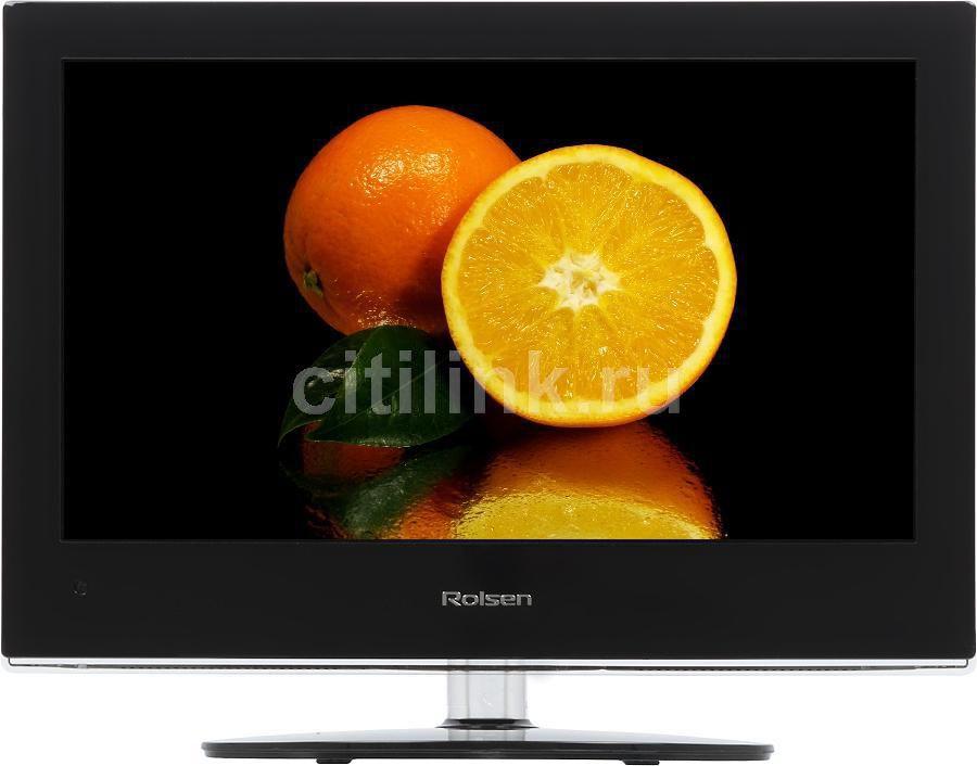 "LED телевизор ROLSEN RL-17L1002U  ""R"", 17"", HD READY (720p),  черный"