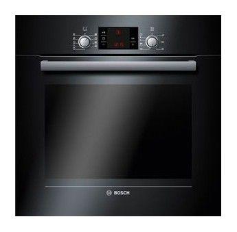 Духовой шкаф BOSCH HBG33B560,  черный