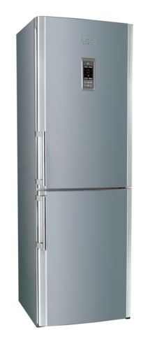 Холодильник HOTPOINT-ARISTON HBD 1181.3 SFH,  двухкамерный,  серебристый