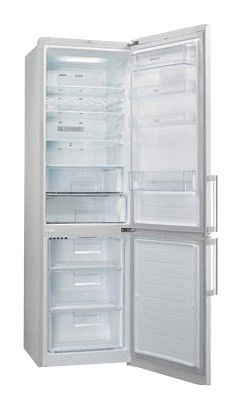 Холодильник LG GA-B439EVQA,  двухкамерный,  белый