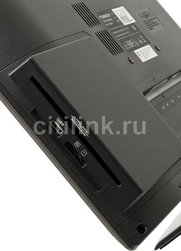 Телевизор Fusion FLTV-22C100 LED 22' Black 16:9 1920x1080 80 000:1 200 кд/м2 USB VGA HDMI DVB-T
