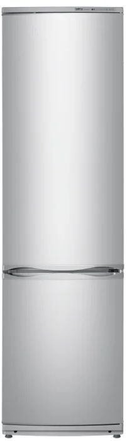 Холодильник АТЛАНТ 6026-080,  двухкамерный, серебристый