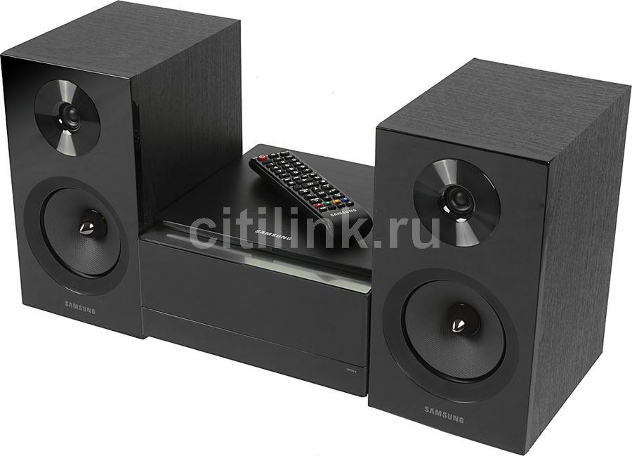 Музыкальный центр SAMSUNG MM-E430D,  черный [mm-e430d/ru]