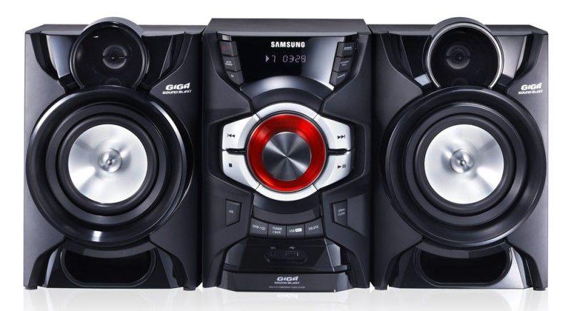 Музыкальный центр SAMSUNG MX-E630D,  черный [mx-e630d/ru]
