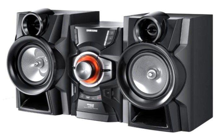 Музыкальный центр SAMSUNG MX-E661D,  черный [mx-e661d/ru]