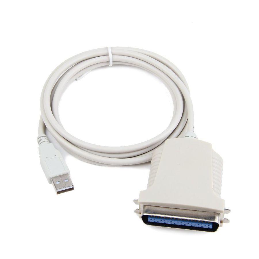Переходник Bitronix GEMBIRD CUM-360,  USB A (m) -  CN36 (m),  1.8м,  серый