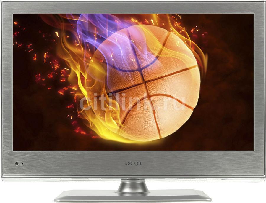"LED телевизор POLAR 48LTV6003  ""R"", 19"", HD READY (720p),  черный"