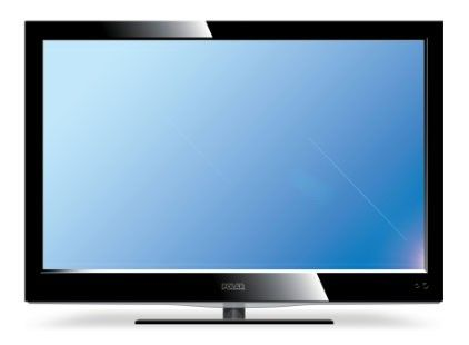 "LED телевизор POLAR 81LTV3004  ""R"", 32"", HD READY (720p),  черный"
