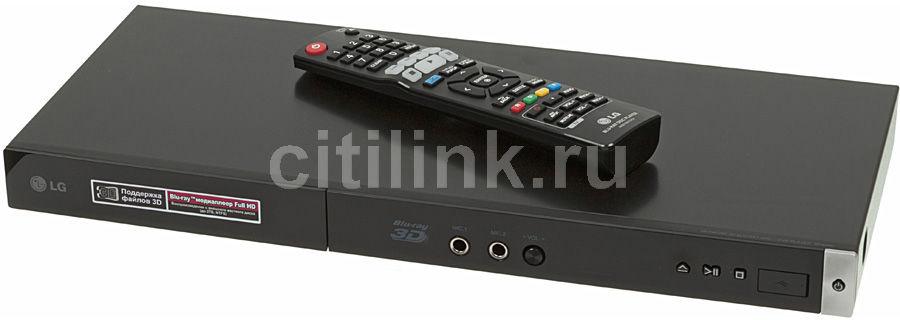 Плеер Blu-ray LG BP420K, черный