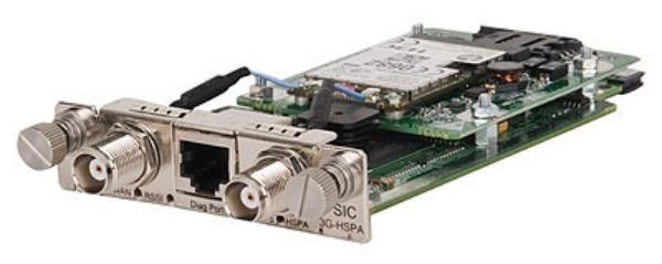 Модуль HP (JG187A) MSR HSPA/WCDMA SIC