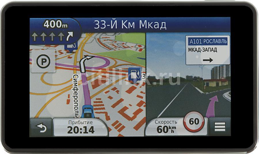 GPS навигатор GARMIN Nuvi 3490LT,  4.3