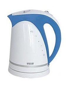 Чайник электрический MYSTERY MEK-1616, 1850Вт, голубой