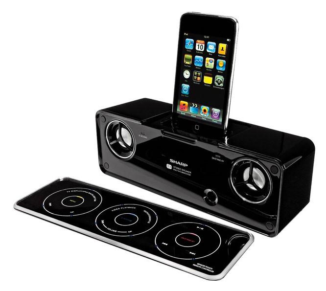 Док-станция Sharp DKAP8P (iPhone, iPod)