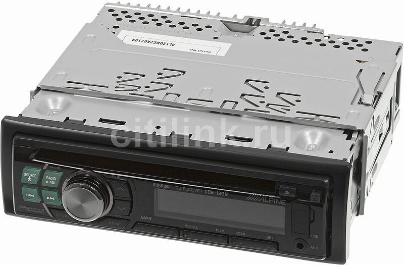 Автомагнитола ALPINE CDE-120R,  USB
