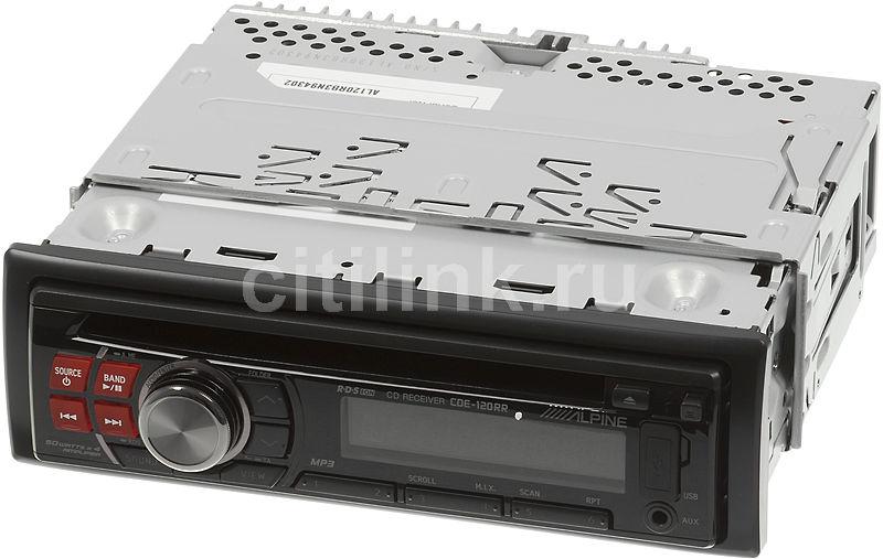 Автомагнитола ALPINE CDE-120RR,  USB