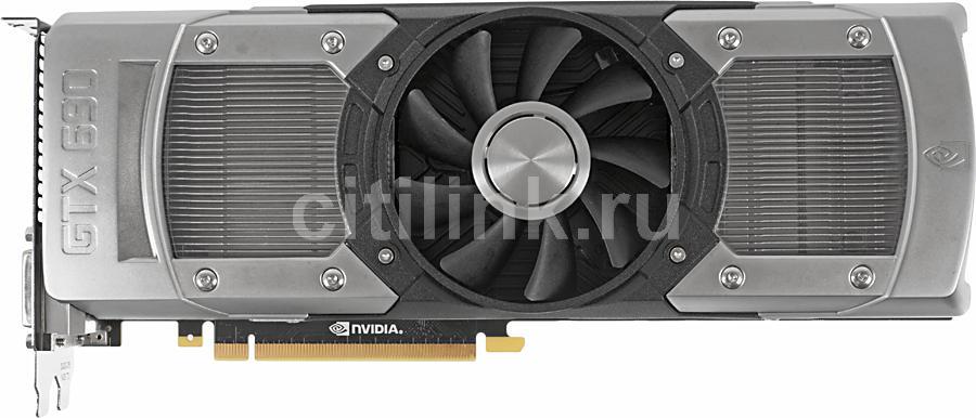 Видеокарта MSI GeForce GTX 690,  4Гб, GDDR5, Ret [n690gtx-p3d4gd5]