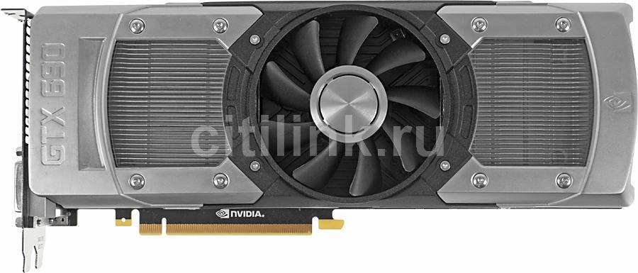 Видеокарта PALIT GeForce GTX 690,  4Гб, GDDR5, Ret [ne5x690012g5-p200xf]