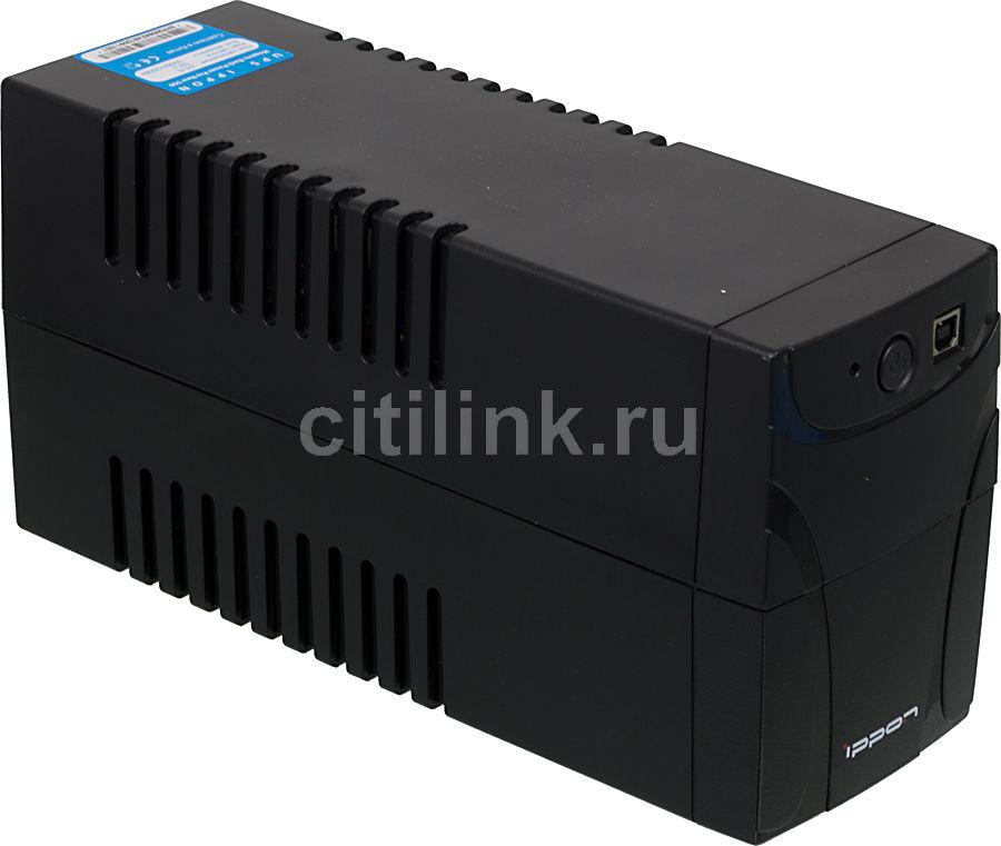 ИБП IPPON Back Power Pro 500 New,  500ВA