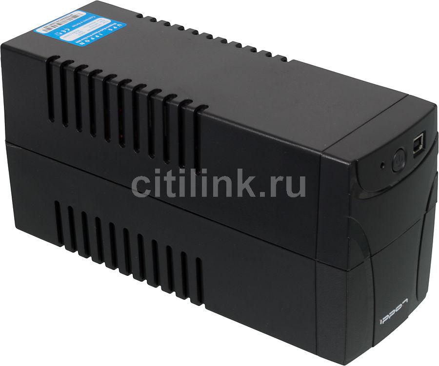 Источник бесперебойного питания IPPON Back Power Pro 800 New,  800ВA [9e62-53028-f0]