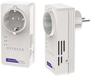 Сетевой адаптер HomePlug AV NETGEAR XAVB5601-100PES Ethernet