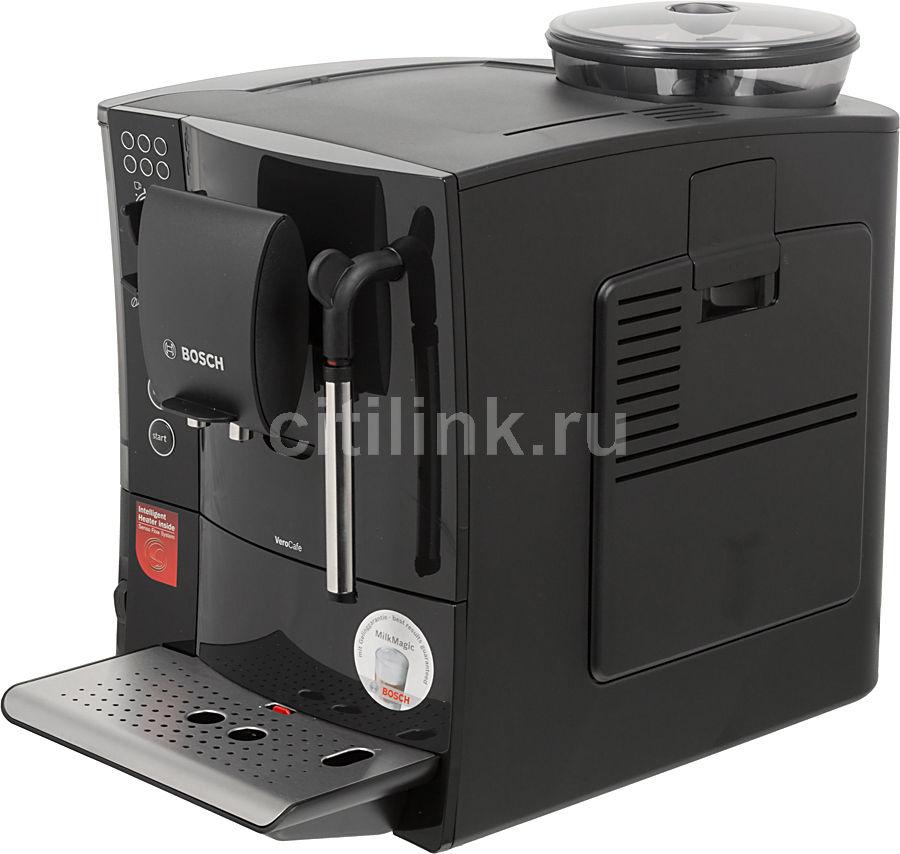 Кофемашина BOSCH VeroCafe TES50129RW,  черный