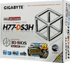 Материнская плата GIGABYTE GA-H77-DS3H LGA 1155, ATX, Ret вид 6