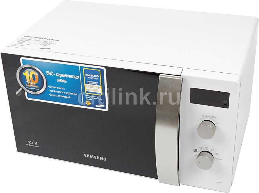 Микроволновая печь SAMSUNG ME82VR-WWH, белый