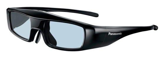 Очки 3D PANASONIC TY-ER3D4ME,  1 шт,  черный