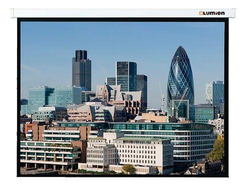 Экран LUMIEN Master Control LMC-100125,  220х220 см, 1:1,  настенно-потолочный