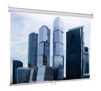 Экран LUMIEN Eco Picture LEP-100103,  200х200 см, 1:1,  настенно-потолочный
