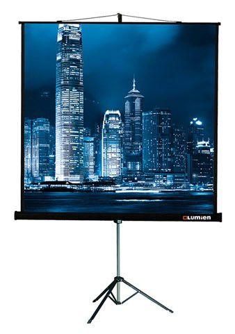 Экран LUMIEN Master View LMV-100107,  203х153 см, 4:3,  напольный