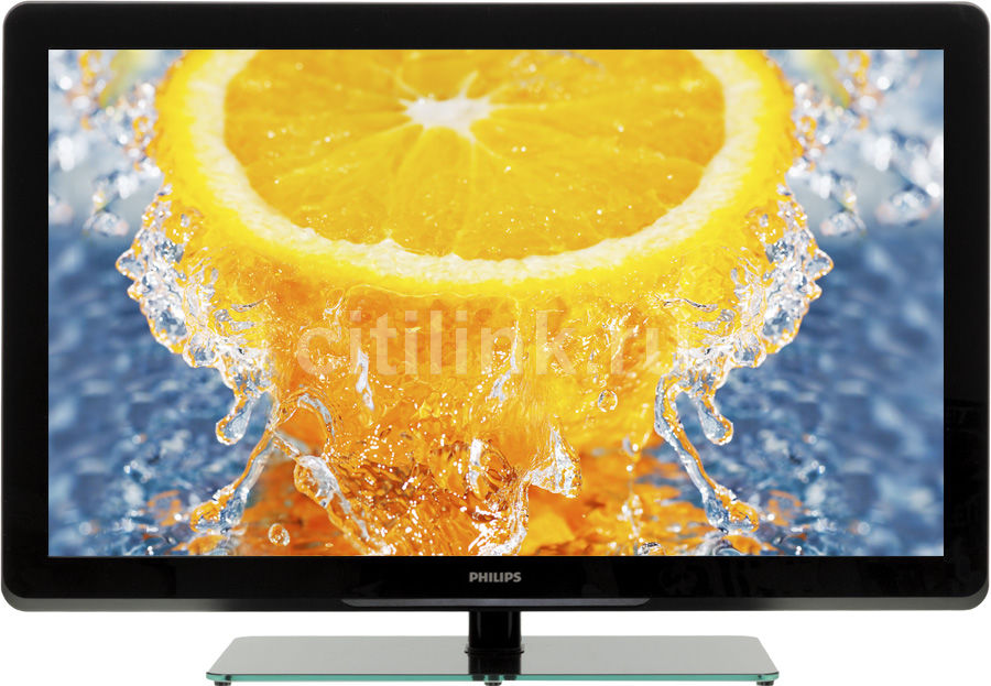 "Телевизор ЖК PHILIPS 32PFL3017H/60  ""R"", 32"", FULL HD (1080p),  черный"