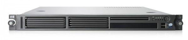 Сервер HP Rack ProLiant DL140 G3 Xeon 5140 2330-4MB/1333 SATA (non-HP, 80GB, 1GB) (417757-421)